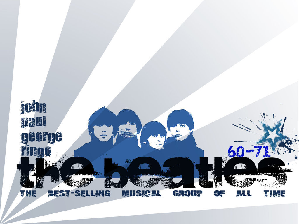 With The Blogs: Five Beatles Wallpapers