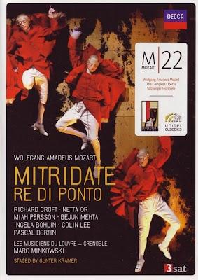 Mozart-Mitridate Mozartmitridaterediponto