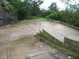 hair pin curves of agumbe ghat