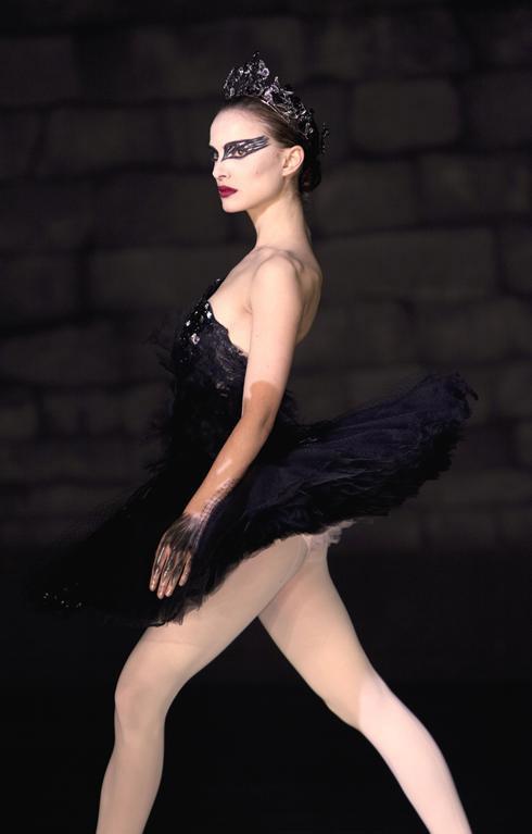 The Black Swan Movie Wallpaper. Black Swan film costume by