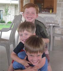 Ryan, Evan, and Sean