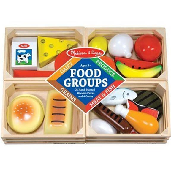 Toys For Groups : Pretend play kitchen shop melissa and doug food