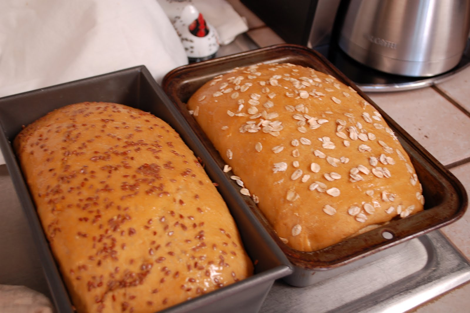 The Spice Garden: Anadama Bread - Because Silent Bob is Coming Home ...