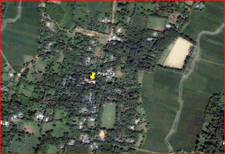 Pirgacha aerial view