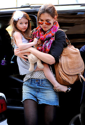 Suri Cruise Tory Burch Ballet flats Suri Cruise leopard ballerina flats