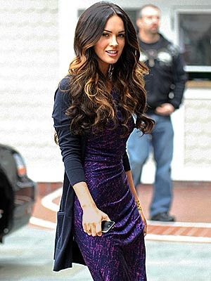 Megan Fox corset Jonah Hex. Megan Fox was seen today having lunch at