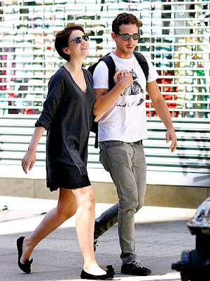 shia labeouf girlfriend carrie. 2010 Shia LaBeouf and