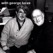 john williams with george lucas