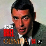 Jacques Brel - olympia '64 (1964)