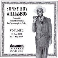 Sonny Boy Williamson I - Complete Recorded Works in Chronological Order - Volume 2