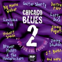 chicago blues (1997) vol 2