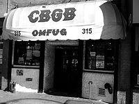 club CBGB