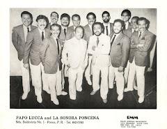 LA SONORA PONCEÑA DE QUIQUE LUCCA Y PAPO LUCCA