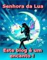 """Selinho """"Senhora da Lua"""""""