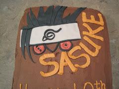 Naruto/Sasuke Cake