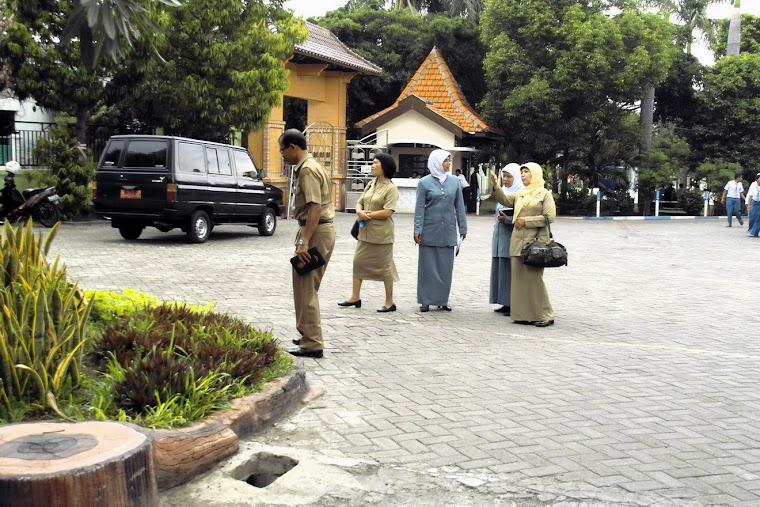 Sekolah Usulan dan Calon Adiwiyata 2009
