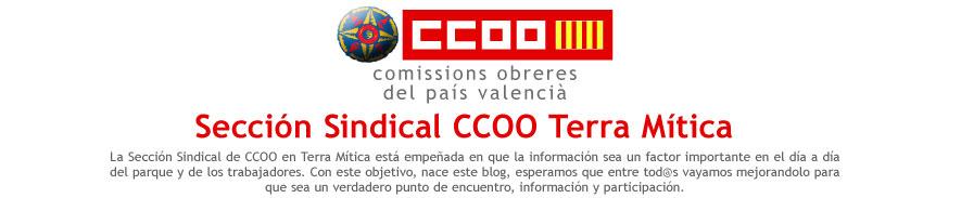 Sección Sindical CCOO Terra Mítica