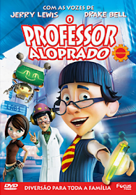 Baixar Filmes Download   O Professor Aloprado [Animao] (Dual Audio) Grtis