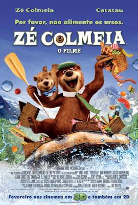 Baixar Zé Colmeia: O Filme - Dublado