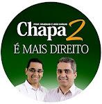 CHAPA 2 É MAIS DIREITO