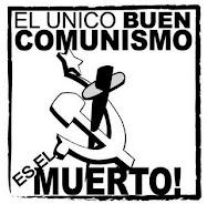 MUERTE AL COMUNISMO