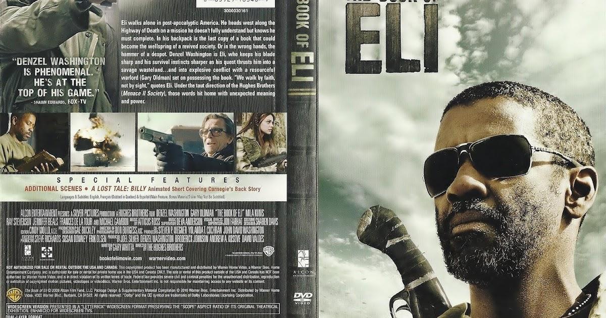 O Livro De Eli - Em Inglês - Capas Covers - Capas De