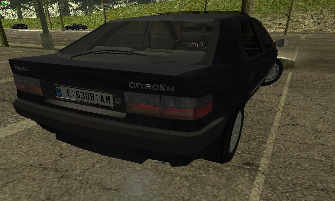 93 citroen xantia for Citroen garage 93