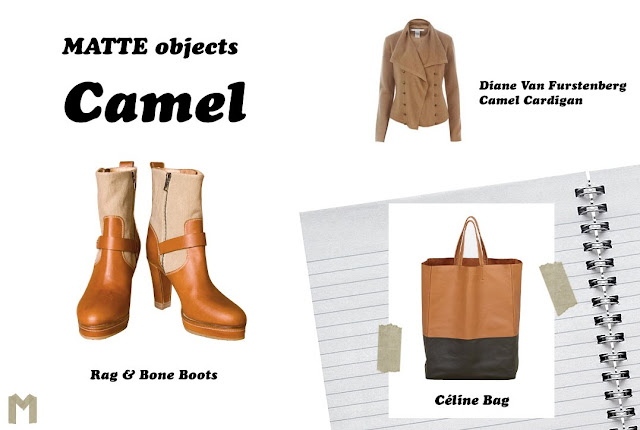 MATTE objects: Camel