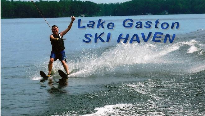 for Lake gaston fishing