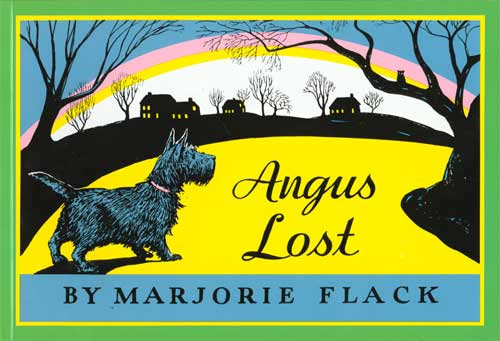 Angus Lost {Before FI♥AR}