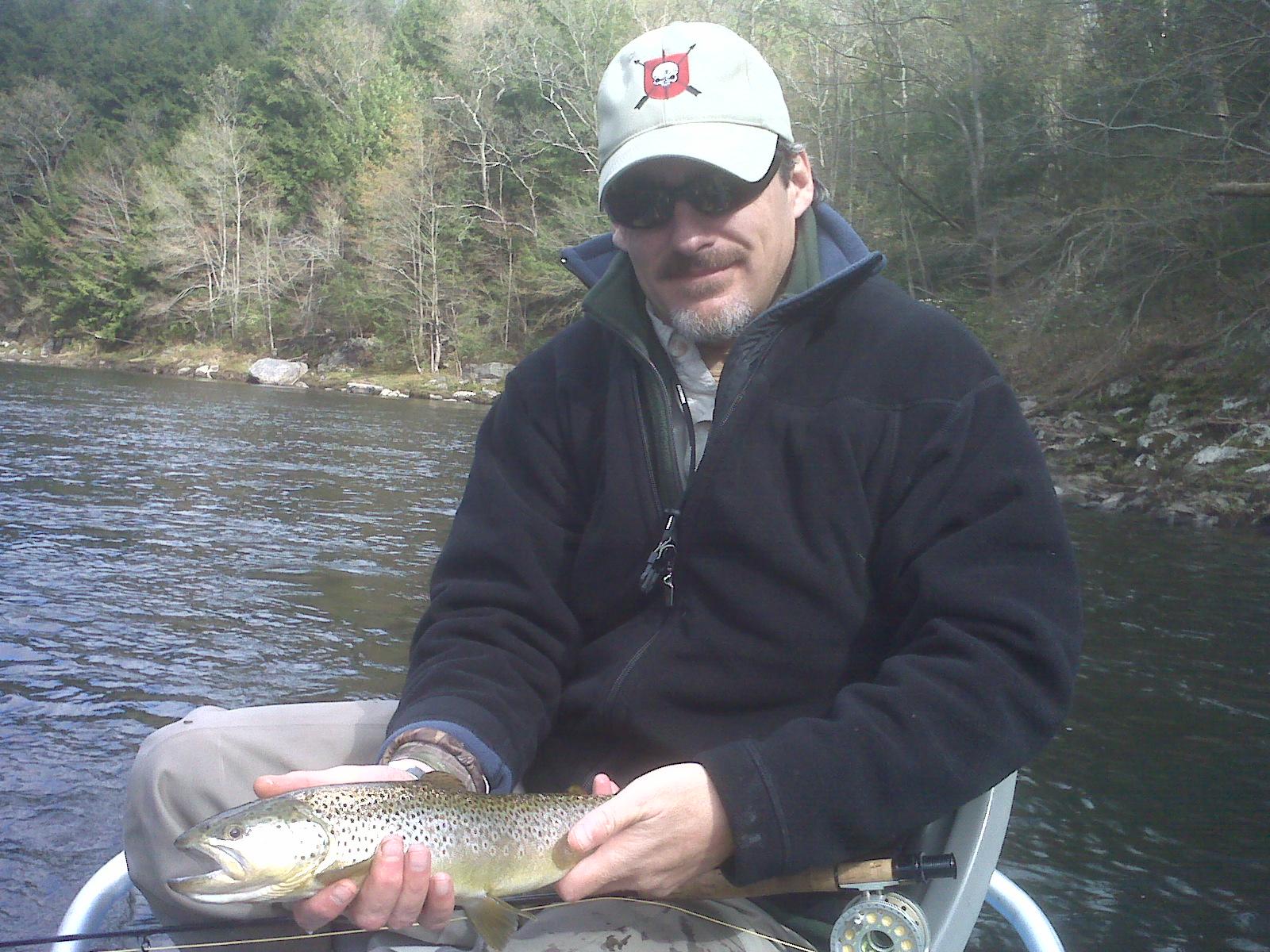 April trout deerfield river j k 39 s flyfishing blog for Deerfield river fly fishing