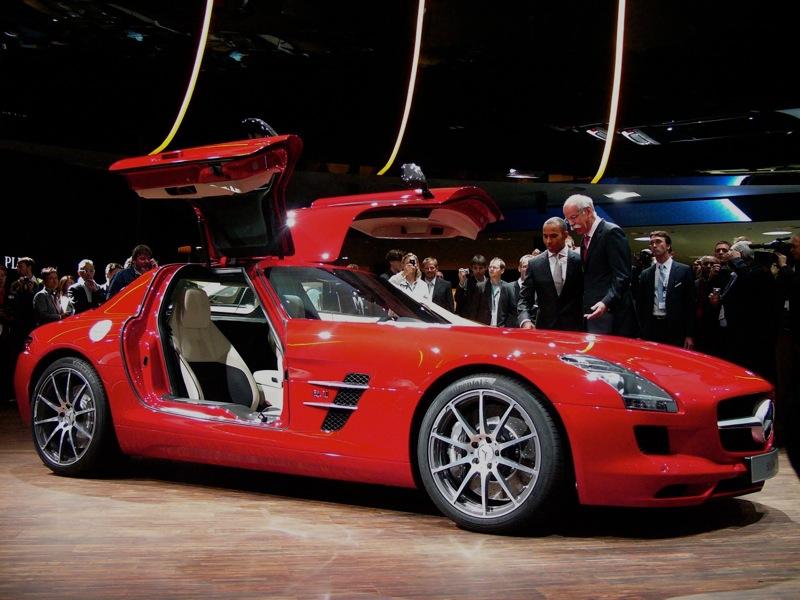 Mercedes Benz Sls Amg Stealth Model Car. $183000+ Mercedes-Benz SLS AMG