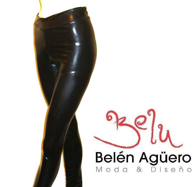 calzas imitacion cuero Invierno 2010
