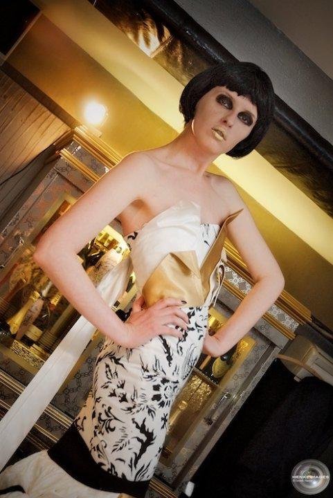 Prada Fashion Show Couture