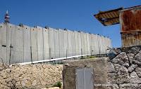 Израильская стена на границе с Палестиной, TripBY.blogspot.com