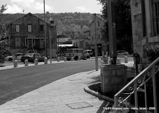 черно-белые улицы Хайфы, TripBY