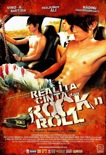 Resensi Novel Realita Cinta dan Rock N' Roll