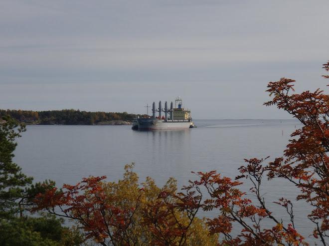 Oxelösund, En hamnstad 2009-10-08