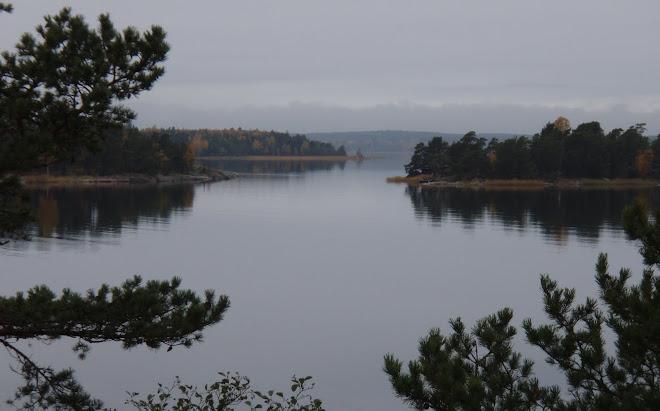 Höstpromenad på Jogersö 2009-10-20