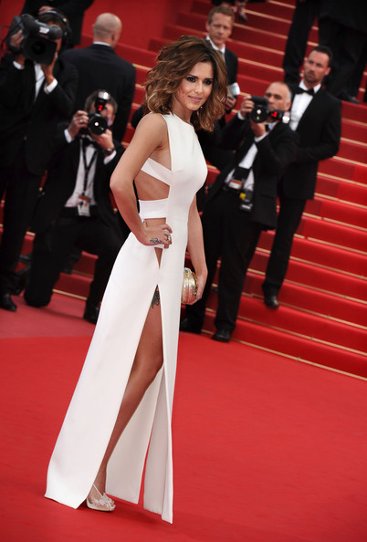 Cheryl Cole's Amazing Cannes Look