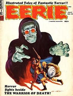 CRIPTA.... (coletânia de histórias clássicas de TERROR)!!! Eerie10