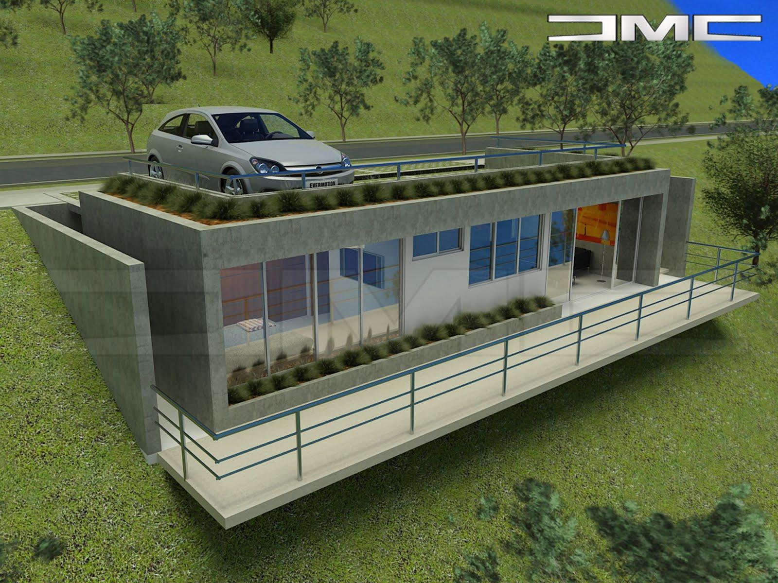 Jmc arquitecto casa jmc 1 en pendiente - Casas en pendiente ...
