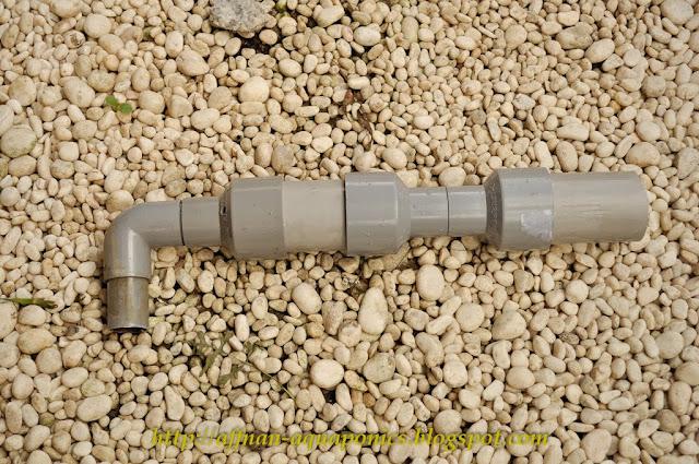 Di system aquaponics venturi learn how for Aquaponics aeration
