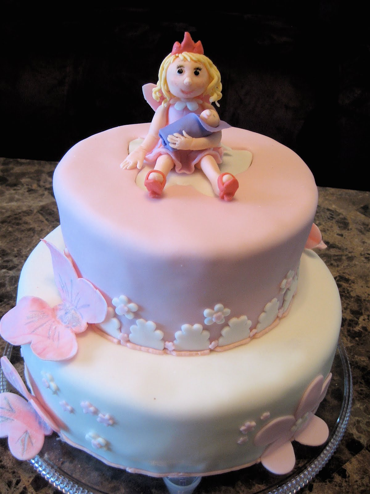 Birthday Cake For Baby Doll ~ Linsey s creative cakes baby doll cake