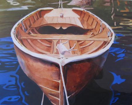 Wooden Boat II