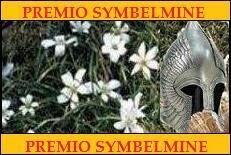 Premio  Symbelmine otorgado por Mariana Alvez Guerra