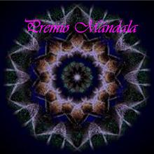 Premio Mandala  Otorgado Por Rocío L'Amar