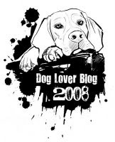 Dog Lover Blog 2008 Award from Happy