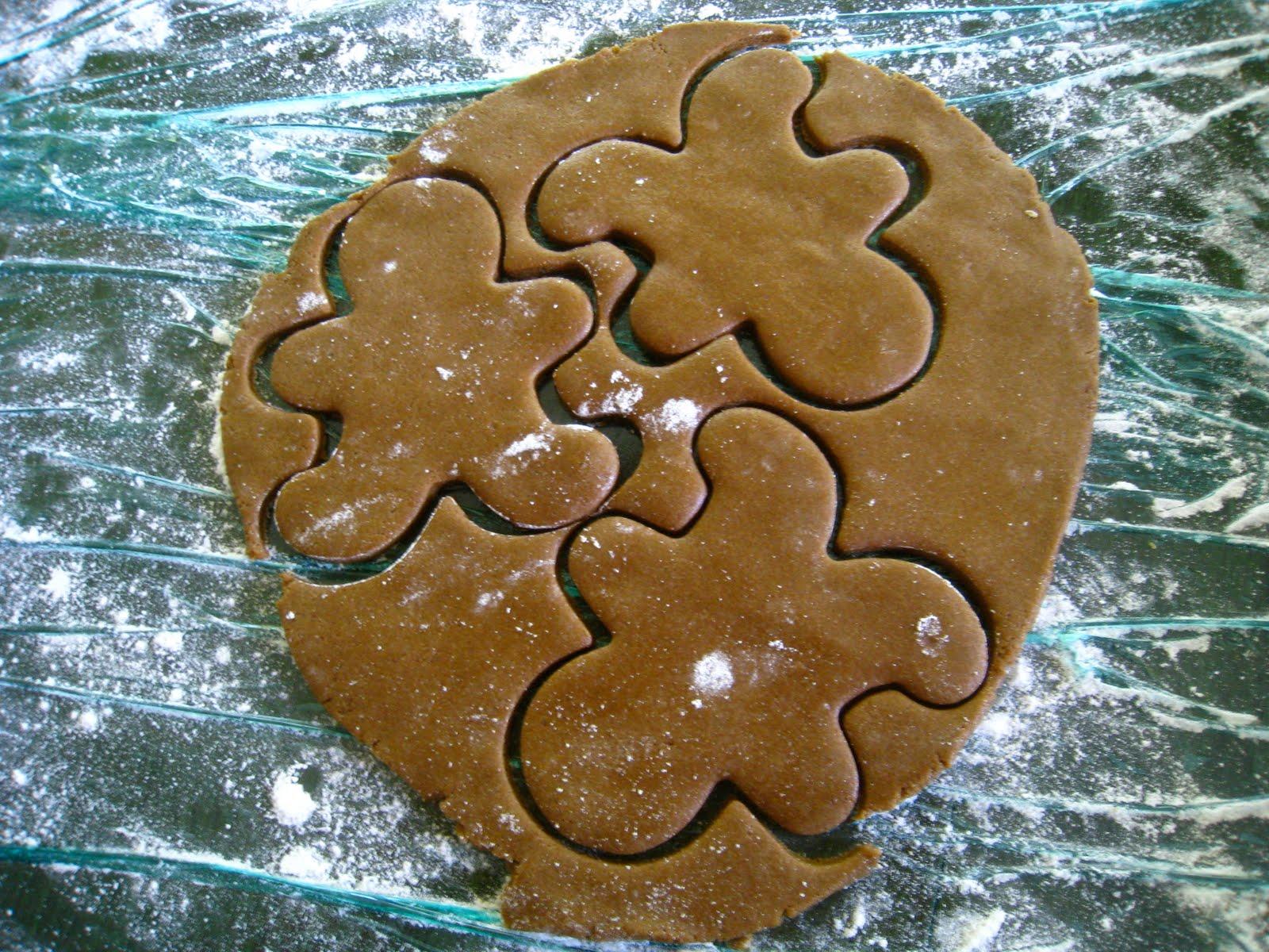Mutritious Nuffins: Gluten Free Gingerbread Men