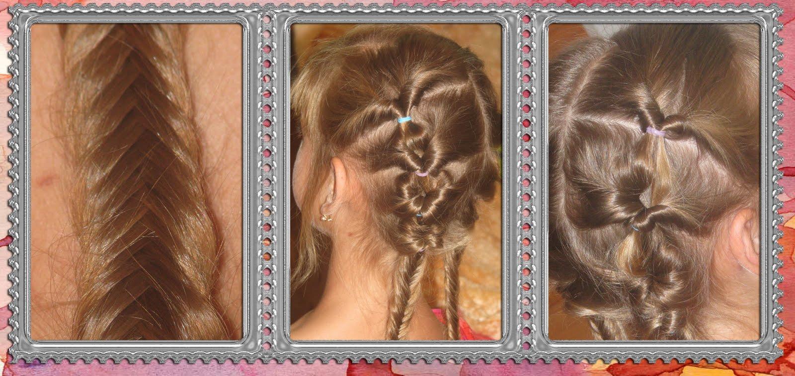 Причёска колосок как плести фото